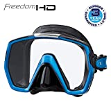 TUSA Freedom HD Fishtail Blue Diving Mask