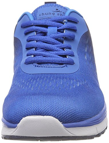 Duxfree Bleumittelblau Chung 420 Berlin Homme Shi MenSneakers Basses 8810310 u1Jcl3TKF