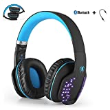 Best Gaming Headset Bluetooths - YOCUBY Bluetooth Headphone, Gaming Headset Wireless and 3.5mm Review