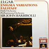 Elgar: Variations of Enigma Op. 36 & Falstaff in C minor Op. 68