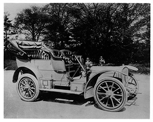 Simplex Print (1906 Simplex Factory Photo)