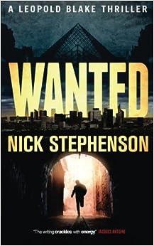 Book Wanted: A Leopold Blake Thriller (Leopold Blake Series)