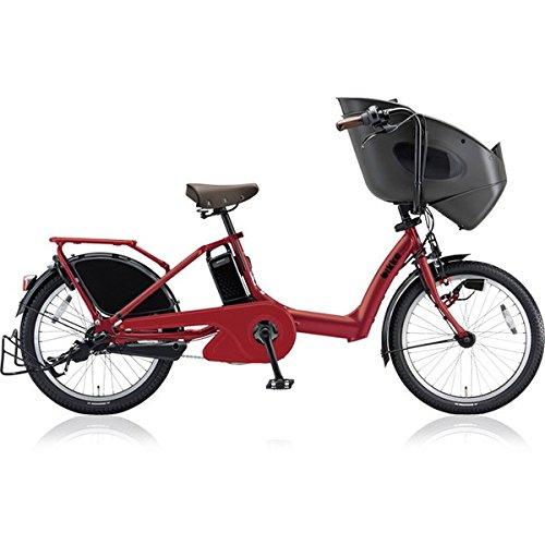 ブリヂストン(BRIDGESTONE) ビッケポーラー BP0D38 20インチ 電動アシスト自転車 専用充電器付 B0764BWVNL T.レトロレッド T.レトロレッド