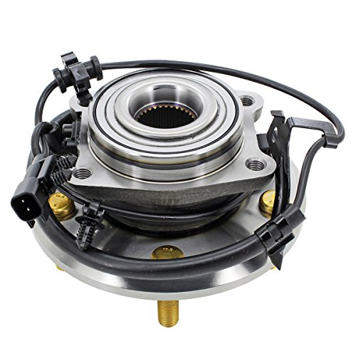 Price comparison product image WJB WA512478 WA512478-Rear Wheel Hub Bearing Assembly-Cross Reference: Timken HA590362 / Moog 512478 / SKF BR930879