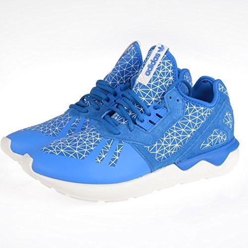 Adidas Tubular Runner - Bluebird/Off White - 44