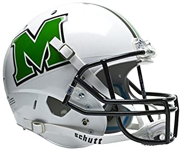 Marshall Thundering Herd NCAA réplica casco de aire XP tamaño completo por Schutt