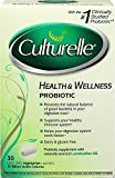 Culturelle Natural Health & Wellness Capsules 30 ea For Sale