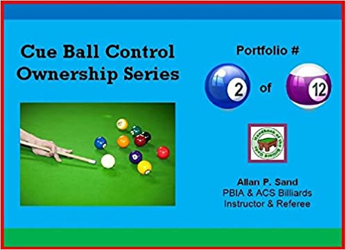 Cue Ball Control Ownership Series, Portfolio #2 of 12