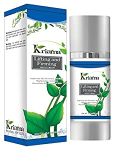 Kriama Night Repair Cream - The Best Anti Aging Moisturizer, Lifting & Firming Cream - Delivers Lifting Effect, Reduces Wrinkles, Nourishes Dry & Dehydrated Skin - For Younger, Glowing Skin - 2 Oz