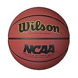 Wilson NCAA Replica Rubber Basketball (Official/29.5-Inch)