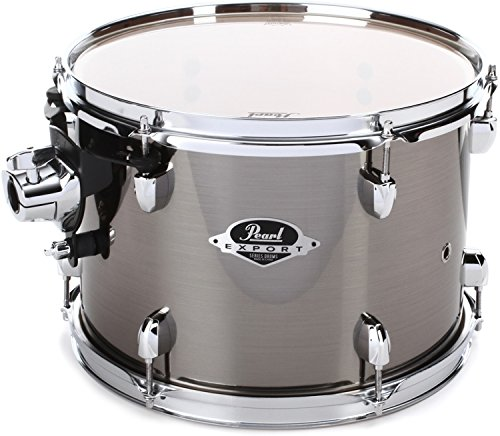 Pearl Export EXX Mounted Tom - 13 Inches X 9 Inches, Smokey Chrome by Pearl