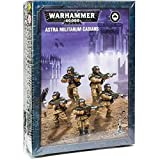 "Games Workshop 99120105071"" Easy to Build Astra Militarum Cadians Plastic Kit"