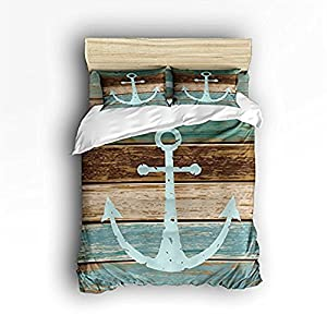 51ukdcCY9FL._SS300_ 100+ Nautical Duvet Covers and Nautical Coverlets For 2020