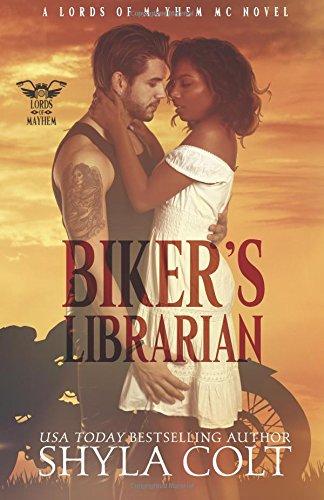 Download Biker's Librarian (Lords of Mayhem) (Volume 1) pdf epub
