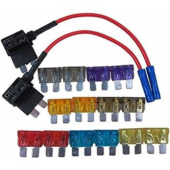 autotap fuse box wire amazon com digiten ato atc add a circuit standard fuse holder  digiten ato atc add a circuit