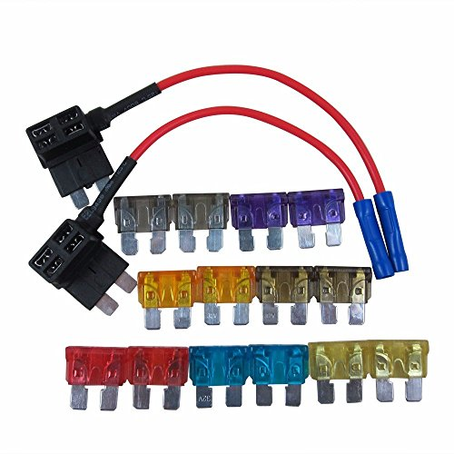 Standard Blade Style Fuse - 3