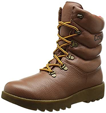 Cougar Women's 39068 Original Lace-Up Insulated Snow Boot,Rust,6 M US