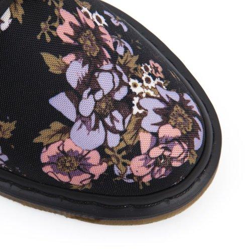 Martens Black Lester Core Scarpe 1461 Basse Dr Donna 4AwUqwFn