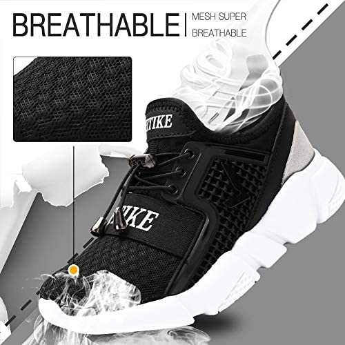 Kids Sneakers Running Shoes Lightweight Breathable Boys Tennis Shoes Casual Sports Shoes Walking Shoes 2