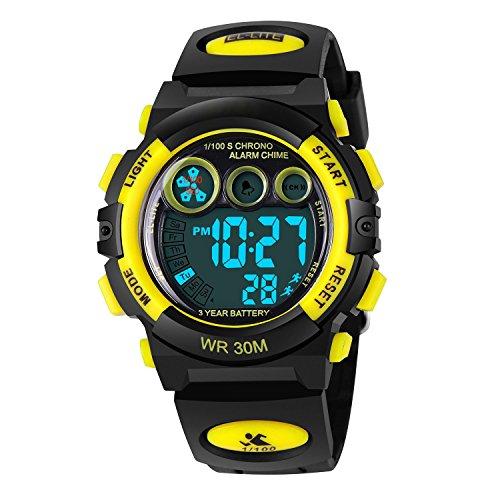 azland waterproof watch instructions