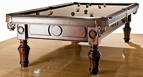 Mesa de billar Modelo General 8 FT., beige: Amazon.es: Deportes y ...