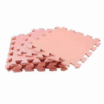 Platz Wasser Aufnehmen Bathroom Door Boden Dry Mat Pad Salmon Pink 9