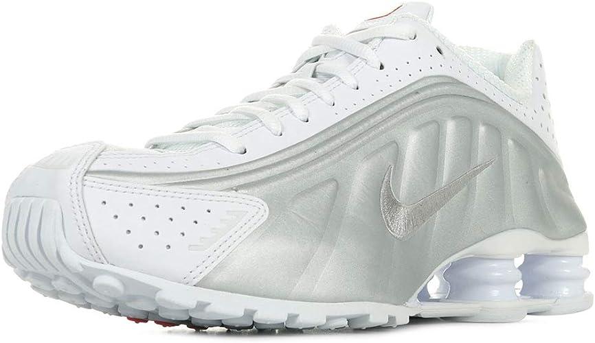 Nike Men's Shox R4 Track \u0026 Field Shoes