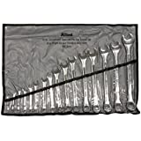 Allied Tools 3316S SAE Open Box Wrench Set, 16-Piece