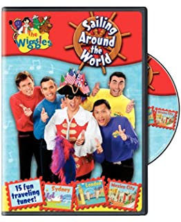 Amazon the wiggles lights camera action wiggles movies tv the wiggles sailing around the world sciox Image collections