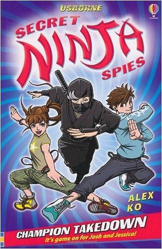 Secret Ninja. Running Scared (Secret Ninja Spies): Amazon.es ...