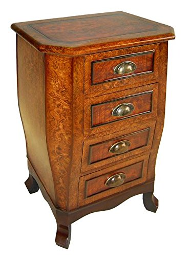 Cheung's FP-2368Wooden 4-Drawer Cabinet