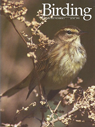 Birding : Hurricanes & Land Birds the Bermuda Perspective; Call Notes of N. American Wood Warblers; Searching for Wild Kakapo of New Zealand; Film in Bird ()