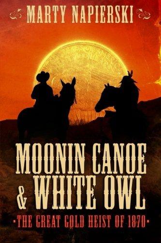 MOONIN CANOE &WHITE OWL