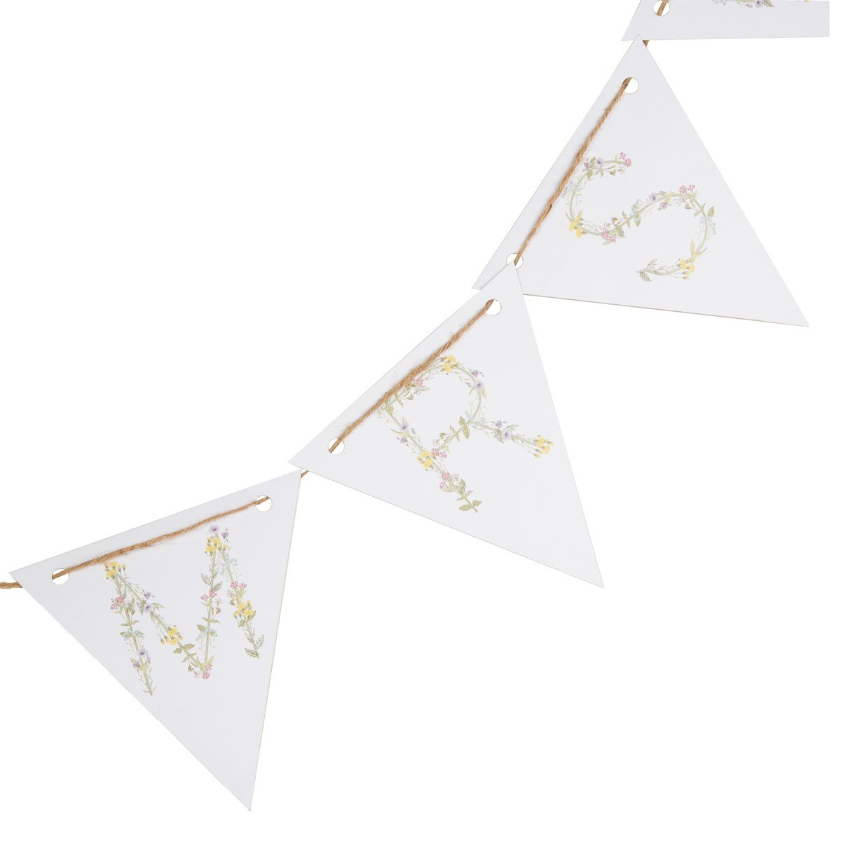 Sass and Belle Bunting Mr and Mrs Wild Flower Bunting