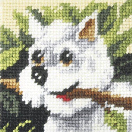Orchidea ORC.9605 Best Friend Dog Beginners Tapestry Mini-Ki