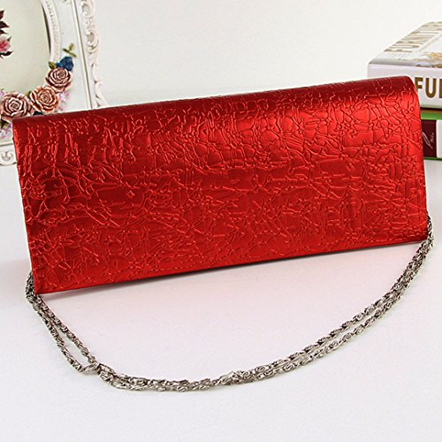 red 00972 Millya pour bb femme red Pochette 03C rouge wwHOZq8