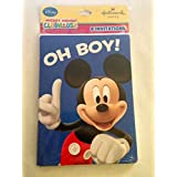 Amazoncom Mickey Mouse Invitations Cards Party Supplies