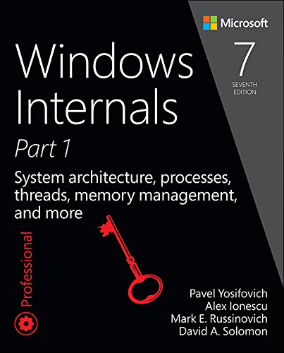 Windows Internals, Part 1: System architecture, processes, threads, memory management, and more ()