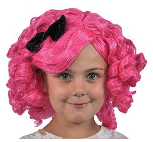 Morris Costumes XS11844 Lalaloopsy Crumbs Sugar Wig by -