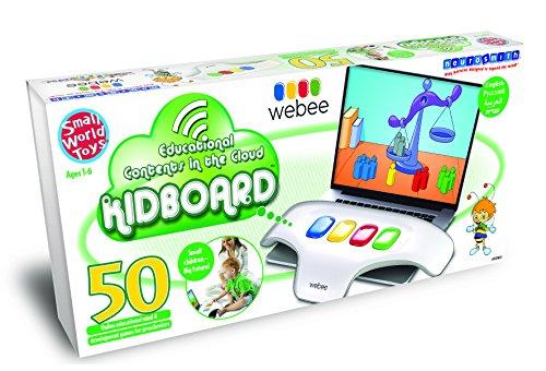 Small World Toys Neurosmith – Webee 50 games