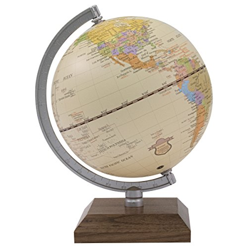 Advantus Antique Style Miniature Desk Globe (30507)