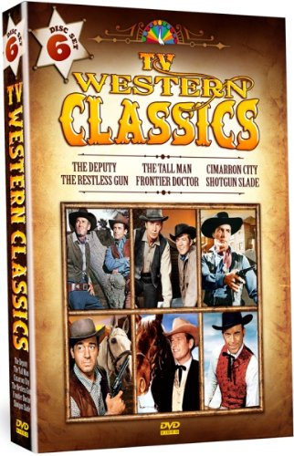 TV Western Classics - 6 DVD Set - Over 14 Hours! by TIMELESS MEDIA GROUP