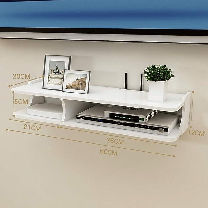3ft handmade Floating TV soundbar skybox shelves 90cm