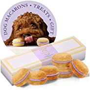 Bonne et Filou Dog Treats Dog Macarons Luxury Handmade Dog Gifts Dog Birthday Healthy and Delicious Gourmet Do