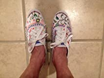 Keds are the perfect canvas!