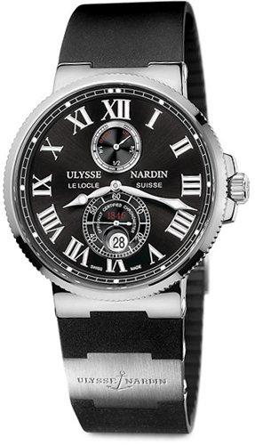 Ulysse Nardin Marine Chronometer - Reloj (Reloj de pulsera, Masculino, Acero inoxidable,