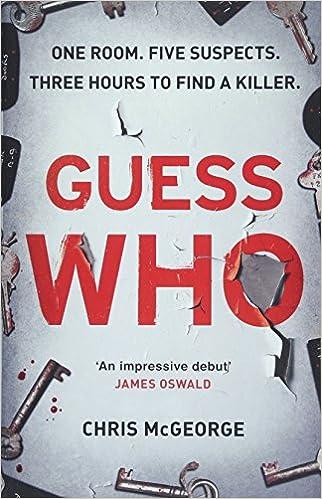 Bildergebnis für Guess Who book chris