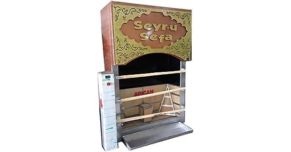Amazon.com: Automático asador grill asador Lamb Kebab ...