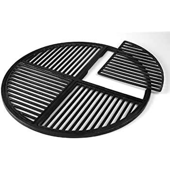 Amazon Com Weber Hinged Cook Grate For One Touch Gold