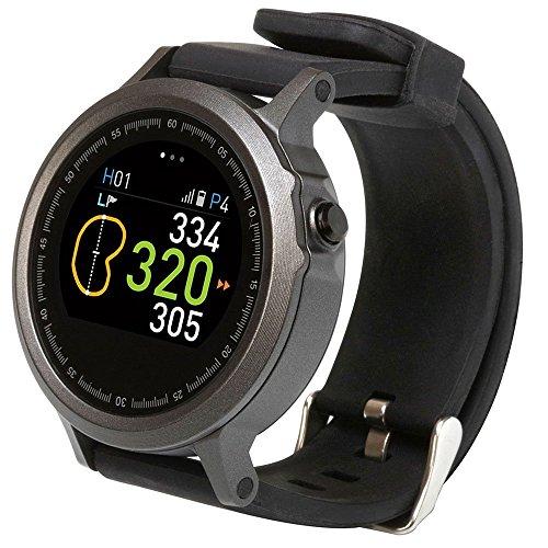 GolfBuddy WTX Smart Golf GPS Watch Black with Bonus Golf Buddy Microfiber Towel by GolfBuddy (Image #2)